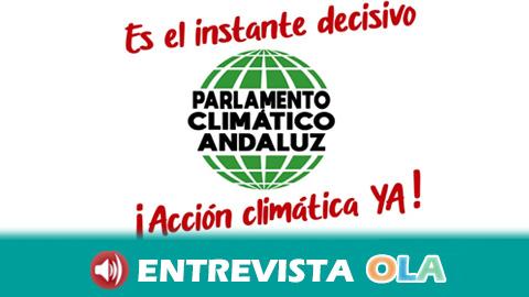 El Parlamento Climático busca debatir e impulsar ideas para proteger a Andalucía de las consecuencias del cambio climático