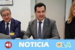 El presidente de la Junta de Andalucía, Juan Manuel Moreno, pide a la UE una nueva Política Agraria Común sin