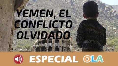 Red Refugio pone el foco en Yemen, un conflicto olvidado pero calificado por la ONU como el peor desastre humanitario creado por los seres humanos