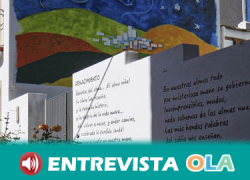 Los murales y el ecomuseo de Almócita, una iniciativa contra el despoblamiento que hace única la visita a este municipio de la alpujarra almeriense