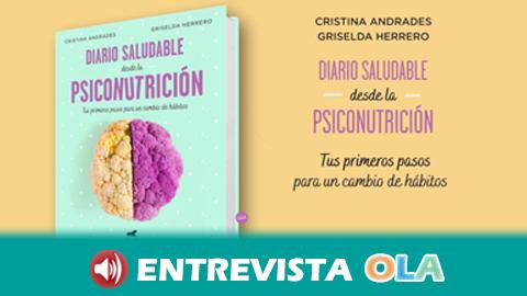 'Diario saludable desde la psiconutrición' es la guía para conocer y mejorar la relación con la comida y activar la salud alimentaria y emocional