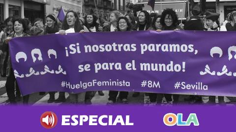Los feminismos son una referencia transversal para la transformación social que cristalice en la igualdad real entre mujeres y hombres