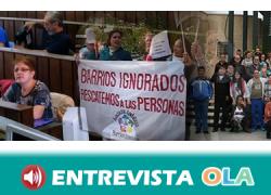 La población de los barrios marginados e ignorados de Andalucía ve agravada su situación ante la crisis sanitaria por el Covid-19