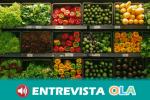 La asociación malagueña 'Guadalhorce Ecológico' reivindica la importancia del comercio directo con los y las productoras ecológicas que proporcionan alimentos de calidad respetando el medio ambiente