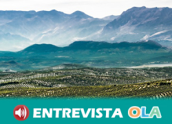 La plataforma «Sierra Bermeja, Parque Nacional» y el Ayuntamiento de Estepona presenta el mapa relieve de la Sierra Bermeja