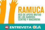 La Red de Apoyo Mutuo de los barrios del Centro y Macarena cubre las necesidades de las personas vulnerables de nuestro entorno