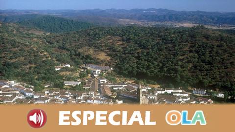 Los valles verdes y los pueblos níveos de la Sierra de Aracena se embellecen con los vestigios de la historia y sus singulares senderos