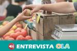 El sector del comercio ambulante pide más apoyo institucional ante la paralización de este tipo de venta de cercanía